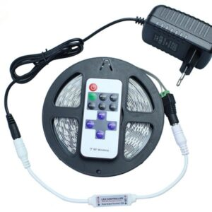 Kit Banda Led Alb Rece