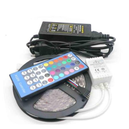 Kit banda led RGBW RGB+Alb Rece