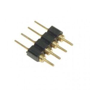 Conector RGB 4 Pini (3buc)