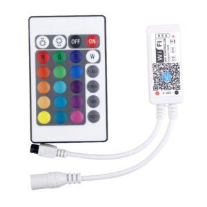 Controller WIfi RGB Arilux SL-LC03, Compatibil Alexa si Google Home
