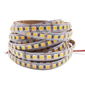 Banda LED Alb Natural 5050 120led/m IP20 12V