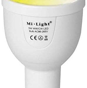 Bec LED GU10 5W CCT Dual White
