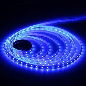 Banda LED 2835 Albastru IP65 12V