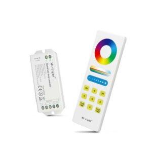Controller cu telecomanda 2.4Ghz RGBW FUT044A